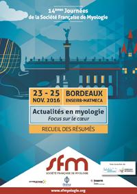 JSFM 2016 - Bordeaux